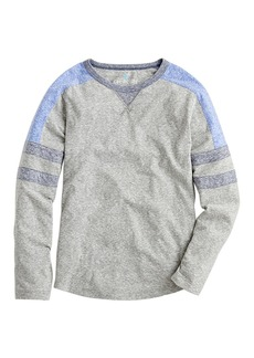 Crewcuts By J.Crew Colorblocked Football T-Shirt