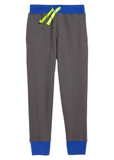 crewcuts by J.Crew Contrast Trim Sweatpants (Toddler Boys, Little Boys & Big Boys)