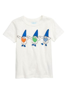 crewcuts by J.Crew Dabbing Gnomes T-Shirt (Toddler Boys, Little Boys & Big Boys)