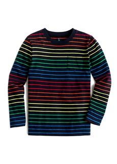 Crewcuts By J.Crew Dowd Stripe T-Shirt
