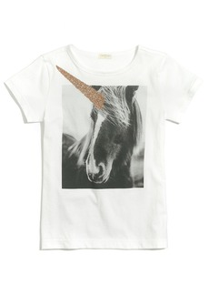 Crewcuts By J.Crew Fcty Unicorn Graphic T-Shirt