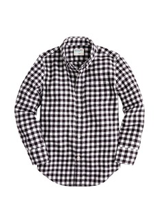 Crewcuts By J.Crew Flannel Check It Out Shirt