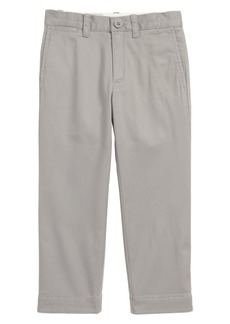 crewcuts by J.Crew Flannel Lined Stretch Chino Pants (Toddler Boys, Little Boys & Big Boys)