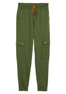 crewcuts by J.Crew Fleece Cargo Sweatpants (Toddler Boys, Little Boys & Big Boys)