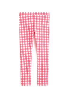 Crewcuts By J.Crew Girls' Everyday Leggings In Gingham