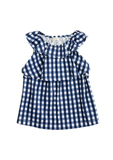 Crewcuts By J.Crew Girls' Gingham Top