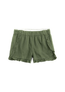 Crewcuts By J.Crew Girls' Ruffle Pull-On Short