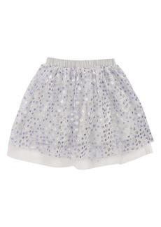 crewcuts by J.Crew Glitter Dot Tulle Skirt (Toddler Girls, Little Girls & Big Girls)