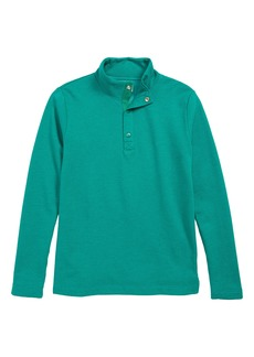 crewcuts by J.Crew Half Snap Pullover (Toddler Boys, Little Boys & Big Boys)