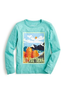 Crewcuts By J.Crew Hit The Trail T-Shirt