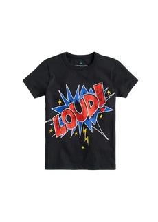 Crewcuts By J.Crew  Kids' Loud T-Shirt