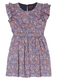 7b74b3d452a crewcuts by J.Crew Kristie Liberty® Print Dress (Toddler Girls