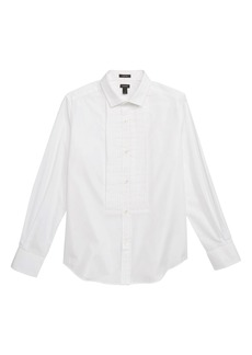 crewcuts by J.Crew Ludlow Tuxedo Shirt (Toddler Boys, Little Boys & Big Boys)
