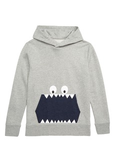 crewcuts by J.Crew Max the Monster™ Hoodie (Toddler Boys, Little Boys & Big Boys)