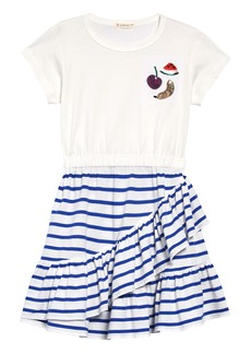 crewcuts by J.Crew Mix-Up Dress (Toddler Girls, Little Girls & Big Girls)