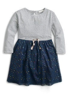 crewcuts by J.Crew Mixy Dress (Toddler Girl, Little Girl & Big Girl)