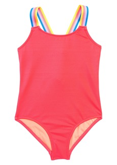 a93cab5854920 crewcuts by J.Crew One-Piece Swimsuit (Toddler Girls, Little Girls &