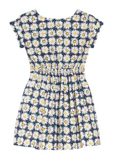 dd4e7d2b754 crewcuts by J.Crew Pia Daisy Print Poplin Dress (Toddler Girls