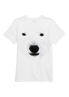 crewcuts by J.Crew Polar Bear T-Shirt (Toddler Boys, Little Boys & Big Boys)