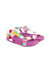Crewcuts By J.Crew Rainbow Striped Teva Sandal