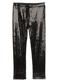 crewcuts by J.Crew Sequin Leggings (Toddler Girls, Little Girls & Big Girls)