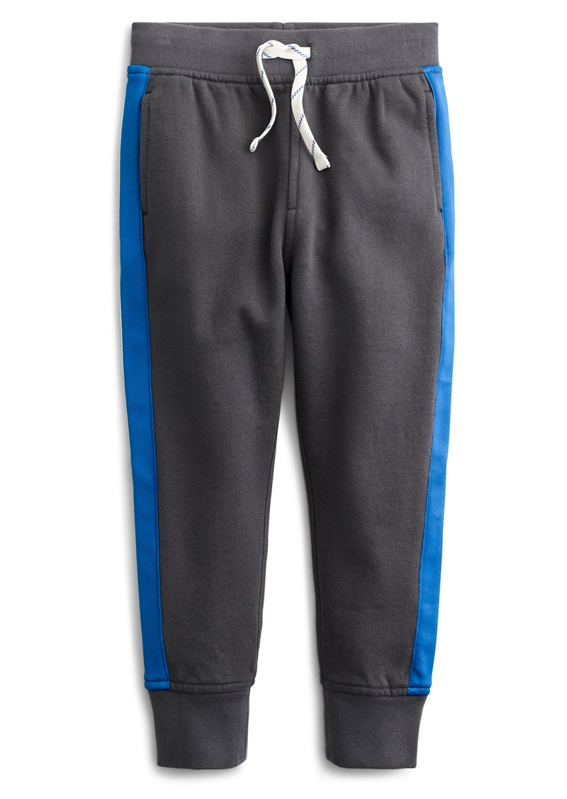crewcuts by J.Crew Side Stripe Slim Fit Sweatpants (Toddler Boys, Little Boys & Big Boys)