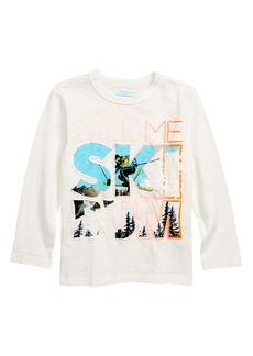 crewcuts by J.Crew Ski Bum Graphic T-Shirt (Toddler Boys, Little Boys & Big Boys)