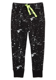 crewcuts by J.Crew Splatter Painted Sweatpants (Toddler Boys, Little Boys & Big Boys)