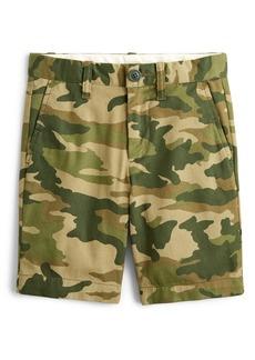 crewcuts by J.Crew Stanton Stretch Shorts (Toddler Boys, Little Boys & Big Boys)