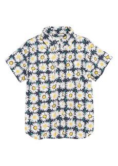 58d462264 crewcuts by J.Crew Stretch Poplin Button Down Shirt (Toddler Boys, Little  Boys