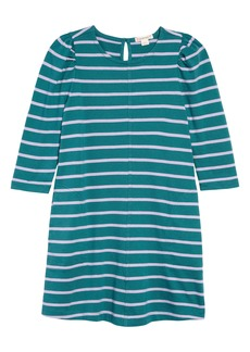 crewcuts by J.Crew Stripe T-Shirt Dress (Toddler Girls, Little Girls & Big Girls)