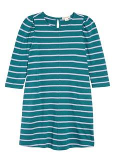crewcuts by J.Crew Stripe T-Shirt Dress (Toddler Girl, Little Girl & Big Girl)