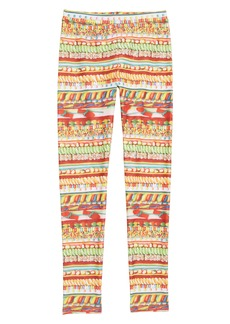 crewcuts by J.Crew x Kid Made Modern Candy Print Leggings (Toddler Girls, Little Girls & Big Girls)