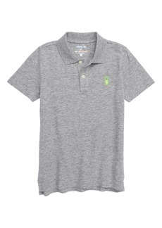 crewcuts by J.Crew x Kid Made Modern Critter Polo (Toddler Boys, Little Boys & Big Boys)