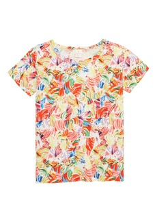 crewcuts by J.Crew x Kid Made Modern Lollipop Tee (Toddler Girls, Little Girls & Big Girls)
