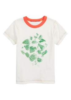 crewcuts by J.Crew x Kid Made Modern Peppermint T-Shirt (Toddler Boys, Little Boys & Big Boys)
