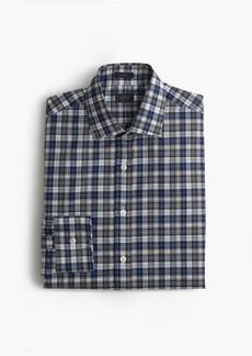 J.Crew Crosby shirt in heritage blue plaid