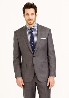 J.Crew Crosby suit jacket with double vent in Italian worsted wool