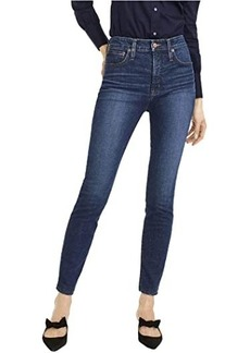 J.Crew Curvy Toothpick Jeans in Dryden Wash