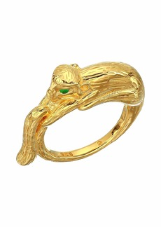 J.Crew Demi-Fine Monkey Ring