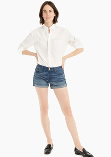 J.Crew Denim short in Merrill wash