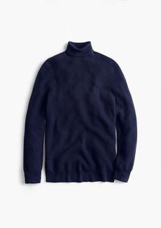 J.Crew Destination merino wool saddle-sleeve turtleneck sweater