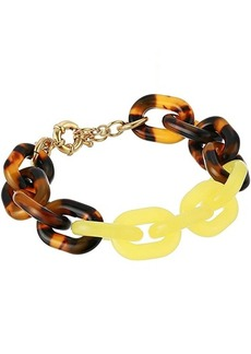 J.Crew Dips Chain Bracelet