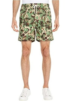 J.Crew Dock Shorts - Jungle Leaf Camo
