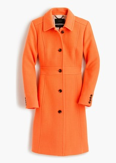 J.Crew Double-cloth lady day coat with Thinsulate®