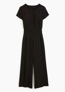 J.Crew Drapey wrap-back jumpsuit