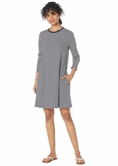 J.Crew Easy Pocket Knit Dress Tate Stripe