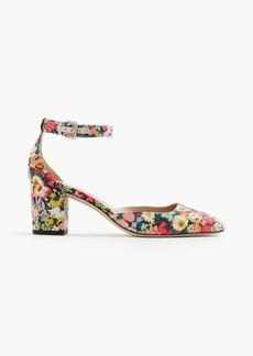 J.Crew Elliot heels in Liberty® Thorpe floral
