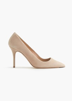 Elsie suede pumps