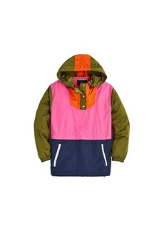 J.Crew Esper Color-Block Anorak
